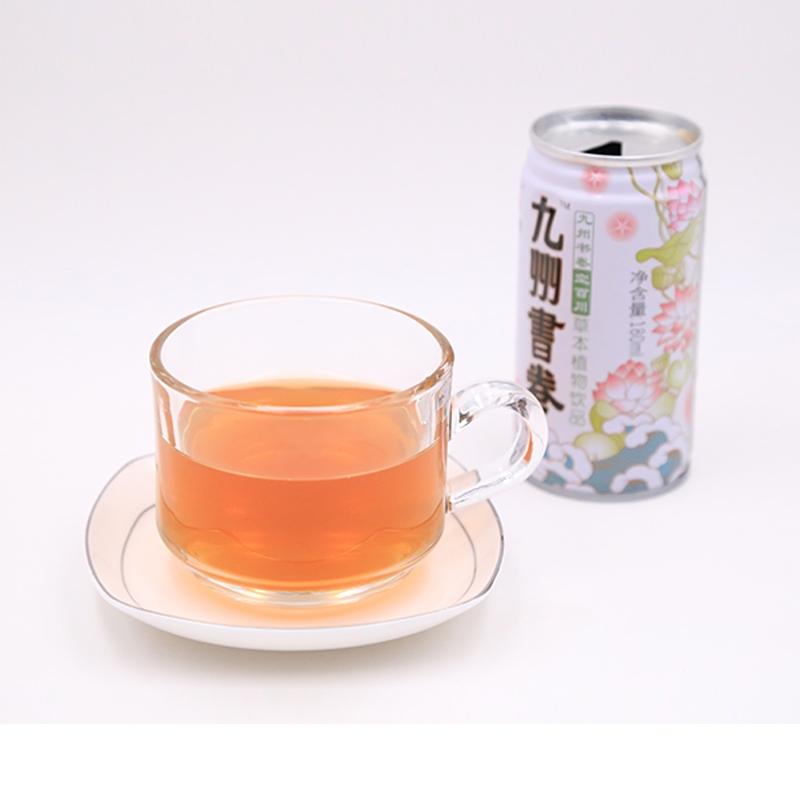 九州书卷空百川草本植物饮品